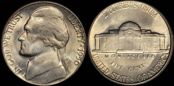 1950 D Jefferson Nickel Coin 06.jpg