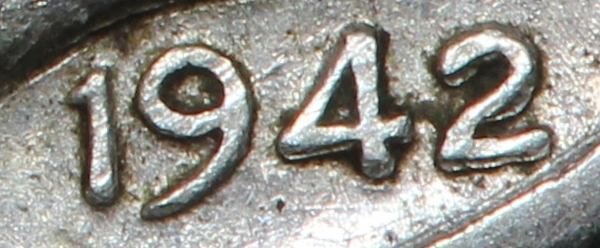 1942 D Date only