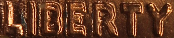 1995 Double Die Lincoln Cent PCI MS66 95 percent RED 3292410005 liberty
