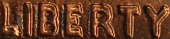 1995 Double Die Lincoln Cent PCI MS66 95 percent RED 3292410007 Liberty