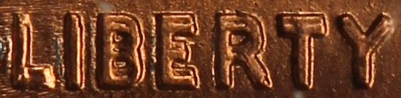 1995 Double Die Lincoln Cent PCI MS66 RED 3292410016 liberty