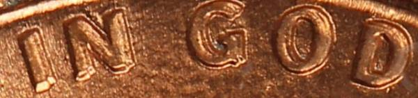 1995 Double Die Lincoln Cent PCI MS66 95 percent RED 3292410010 IN GOD