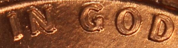 1995 Double Die Lincoln Cent PCI MS66 percent RED 3292410039 in God