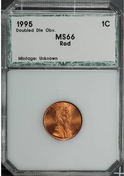 1995 Double Die Lincoln Cent PCI MS66 RED 9579445013 obverse slab.jpg
