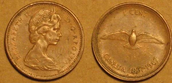 You May Want To Read This About 1867 To 1967 Canadian Penny Value