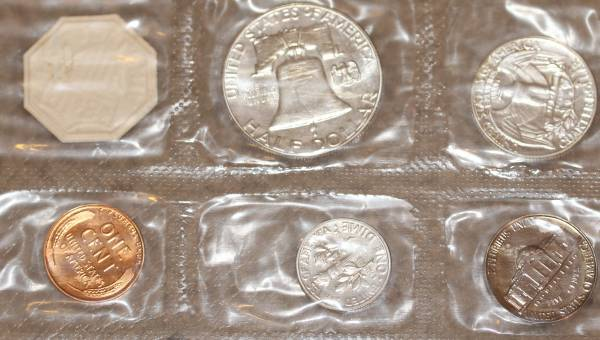 1956 Proof Set pic5