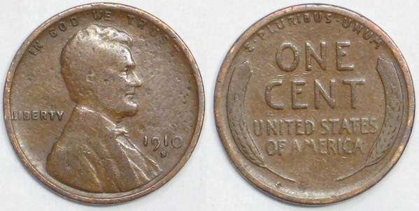 1910 S Lincoln Cent G04