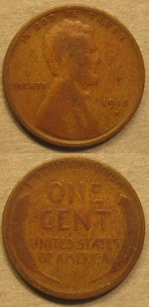 1915 D Lincoln Cent AG03