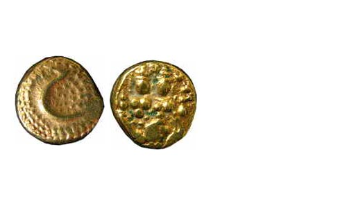 Gold coins of india