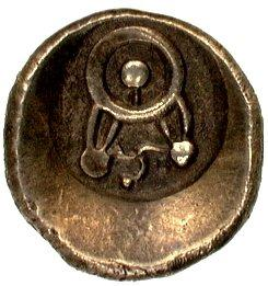 Coin of Kuntala Janapada,India