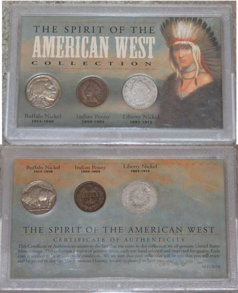 Spirit of The American West Collection